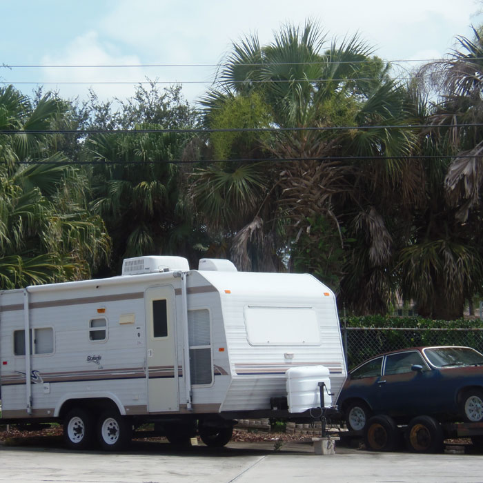 Recreational Vehicle Self Storage in Jupiter, Fl